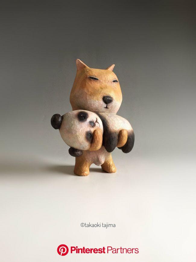 シドロモドロお彫刻教室(@otyoukoku)さん | Twitter | パンダ イラスト, 彫刻, 動物の彫刻