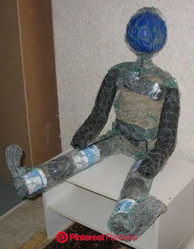 My Hypertufa Projects – creating hypertufa sculptures   Cement crafts, Chicken wire sculpture, Concrete crafts