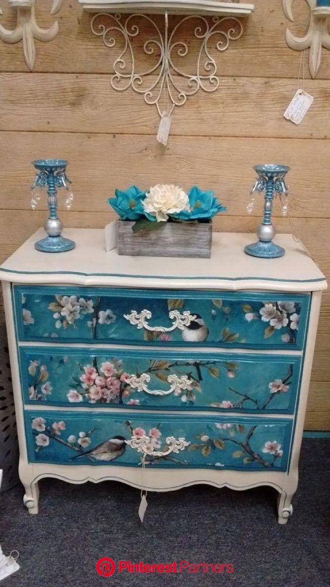 #Paintedfurniture in 2020   Refurbished furniture, Shabby chic dresser, Shabby chic furniture