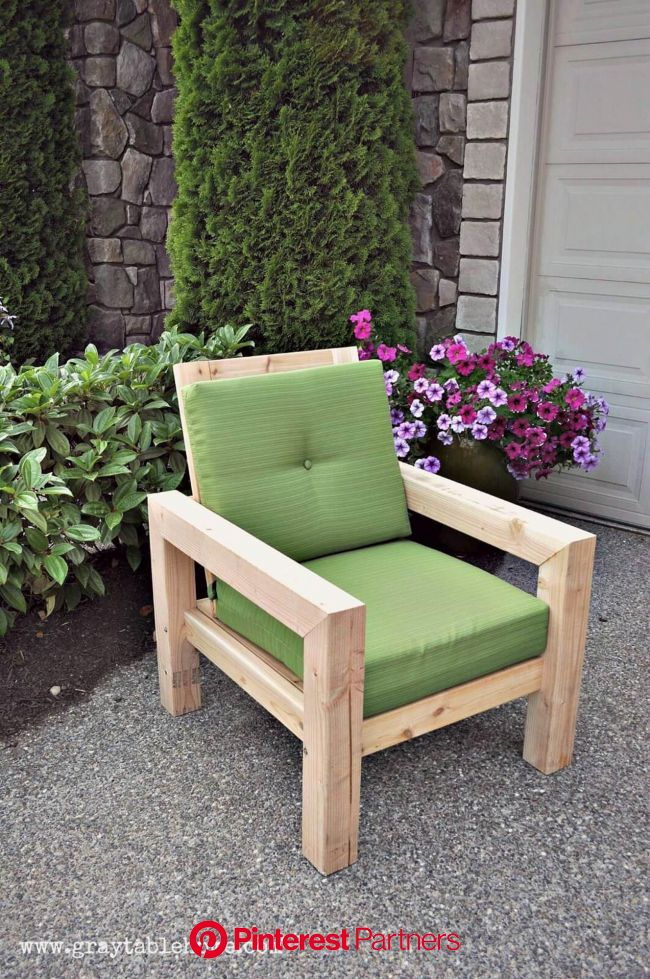 34 Simple And Easy Homemade Porch Furniture Design Ideas Rustic Outdoor Chairs Outdoor Furniture Plans Diy Outdoor Furniture Wood Decor 2019 2020