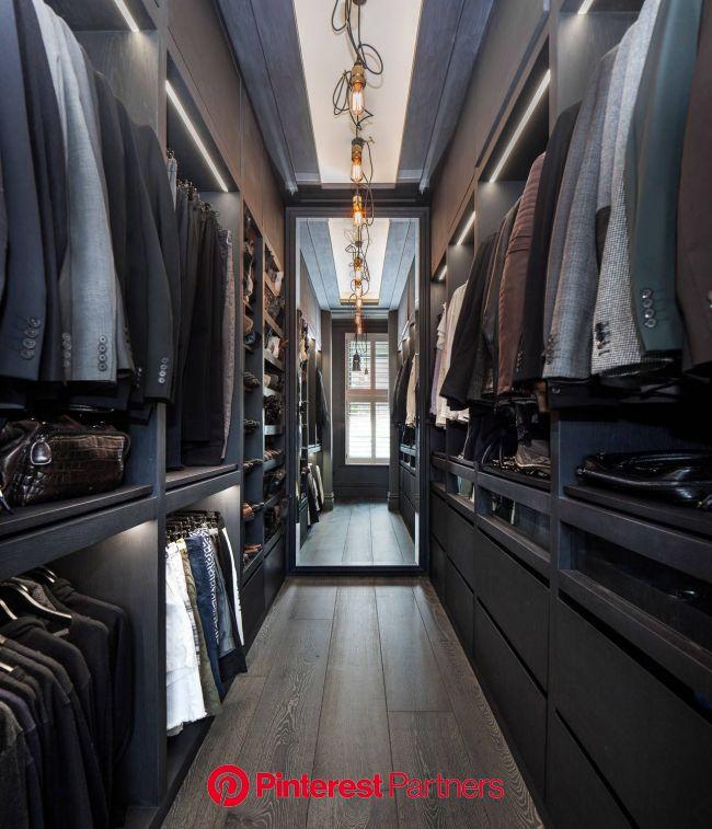Wooden Wardrobe | Pallet closet, Diy master closet, Closet ideas for small spaces bedroom