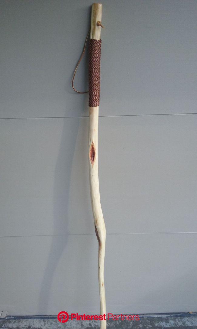 Diamond Willow Walking Stick Handmade for Hiking