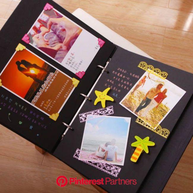 10 polegada ParisTower encadernação Diy álbuns De Fotos álbum De Fotografia crianças foto Handmade Scra…   Photo album diy, Photo album scrapbooking,