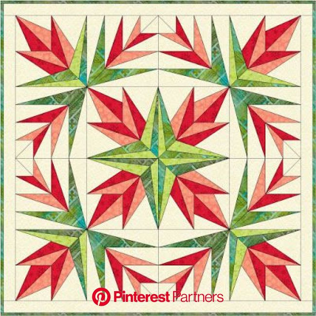 NEW PATTERNS! Two new paper piecing patterns you'll love | Paper pieced quilt patterns, Paper piecing quilts, Paper piecing patterns
