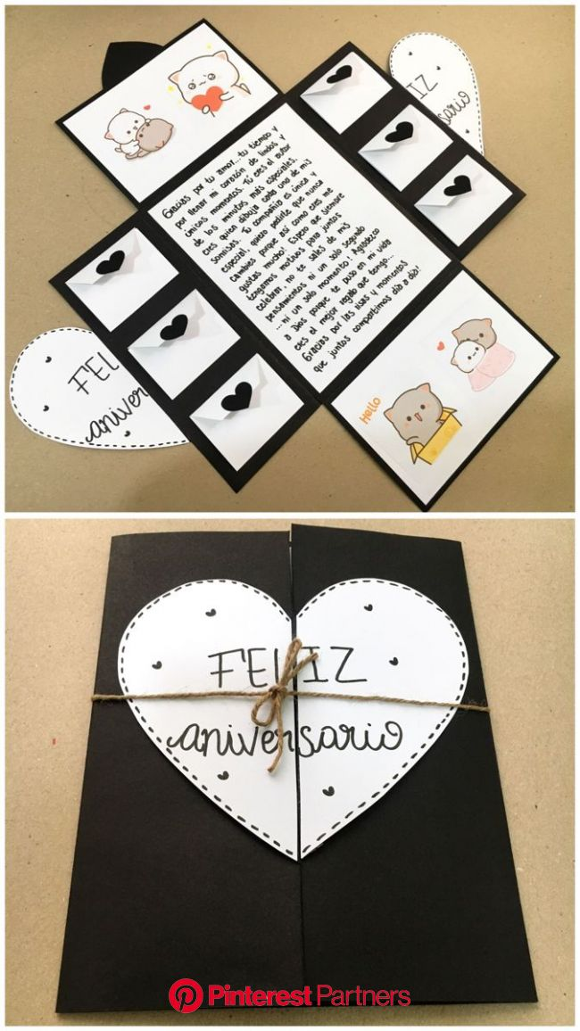 Lapbook de aniversario in 2021 | Birthday gifts for boyfriend diy, Diy projects gifts, Bff gifts diy