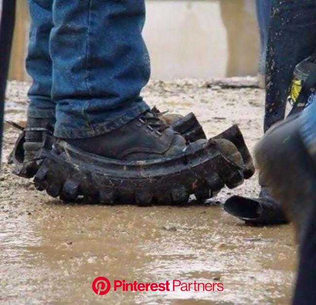 Os gênios do improviso vão surpreender você! | Survival skills, Survival, Boots