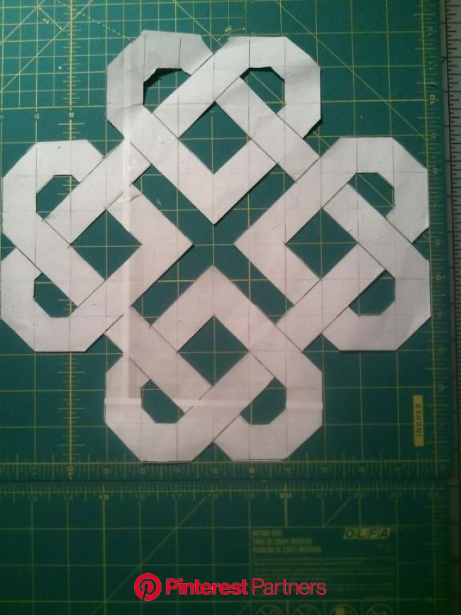 You have to see Lucky Charms on Craftsy! | Irish quilt patterns, Celtic quilt, Irish quilt