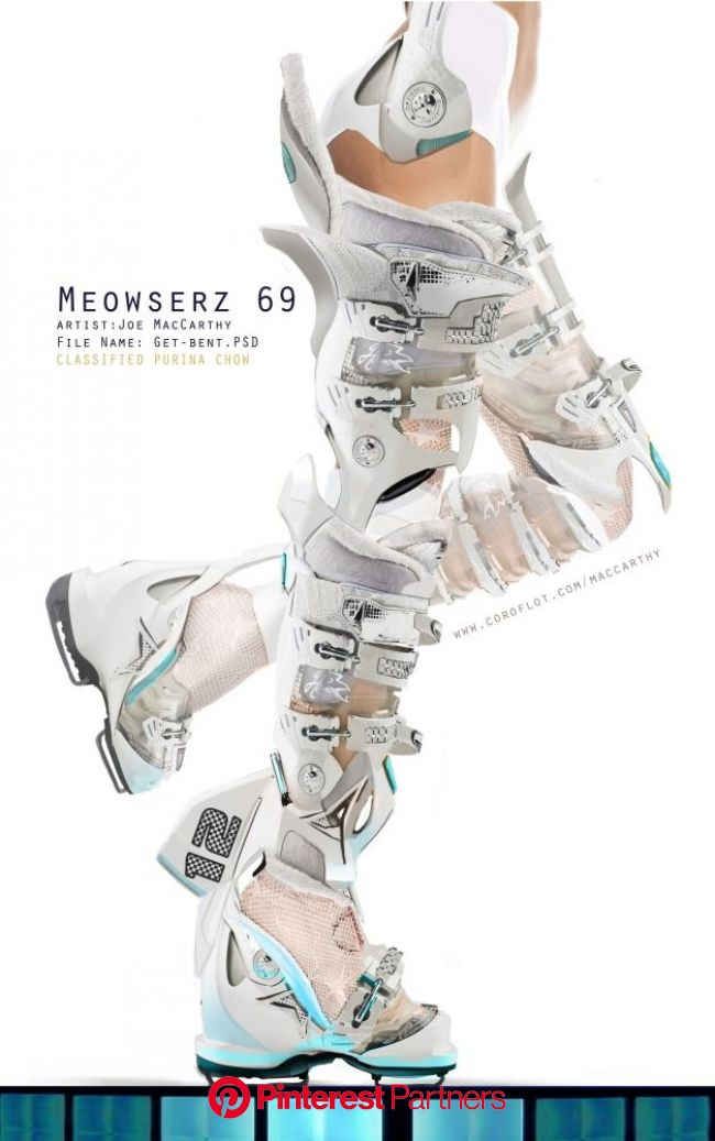 Footwear Concepts by Joe MacCarthy at Coroflot.com | Dystopian fashion, Tech fashion, Cyberpunk fashion