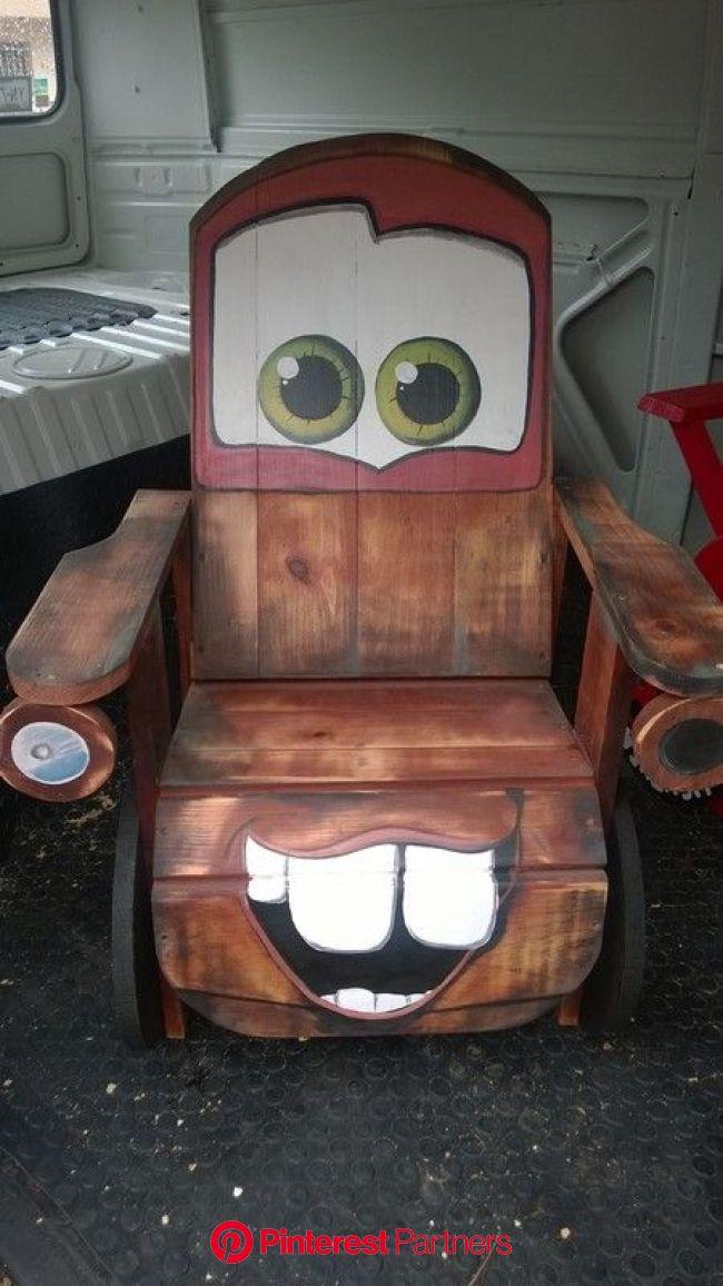Silla, Sillon Infantil - $ 1,000.00 en MercadoLibre | Diy kids furniture, Diy furniture plans, Rustic log furniture