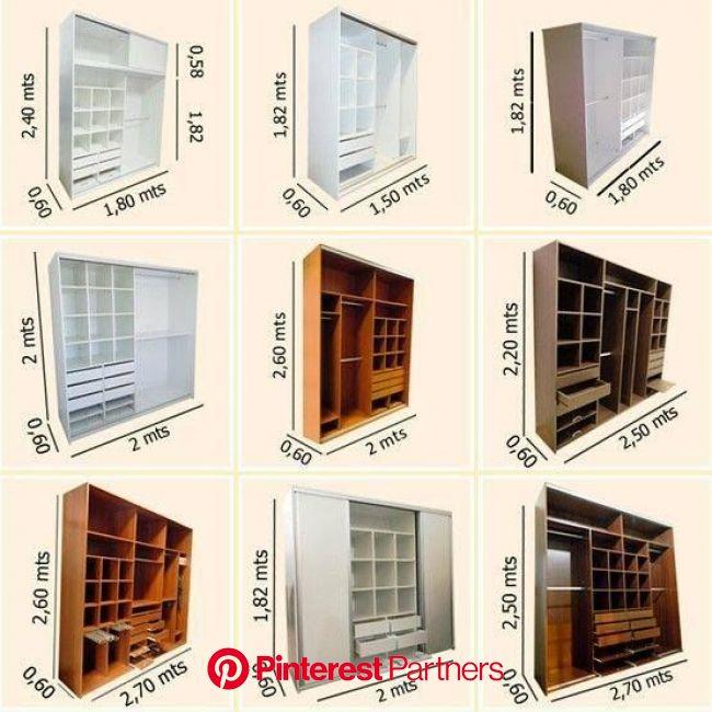 14264967_1735196060030562_2454622168897699995_n   Interiores de armarios, Interiores de placard, Cuartos del armario