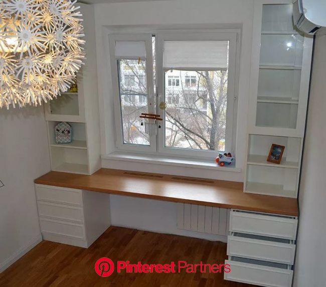 Az ablak melletti szekrények különlegessé varázsolják a lakást, ezek a tippek káprázatosak! | Lakás, Otthonok, Otthon