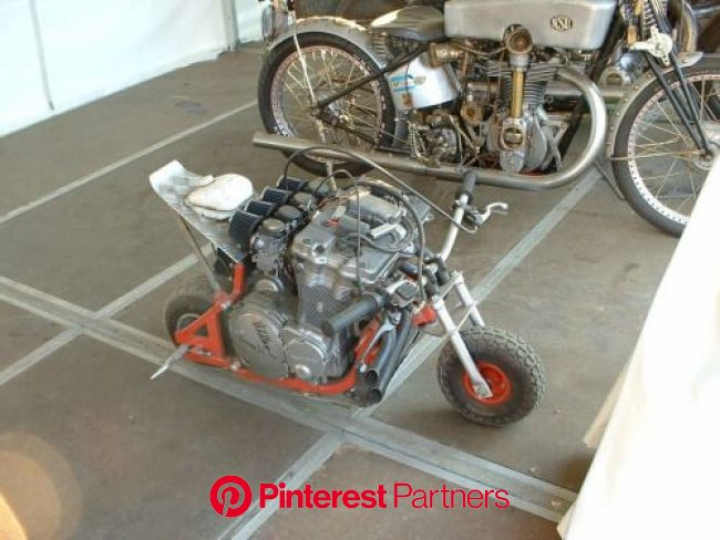 "recycled-garage: "" Light and nimble "" git er done 