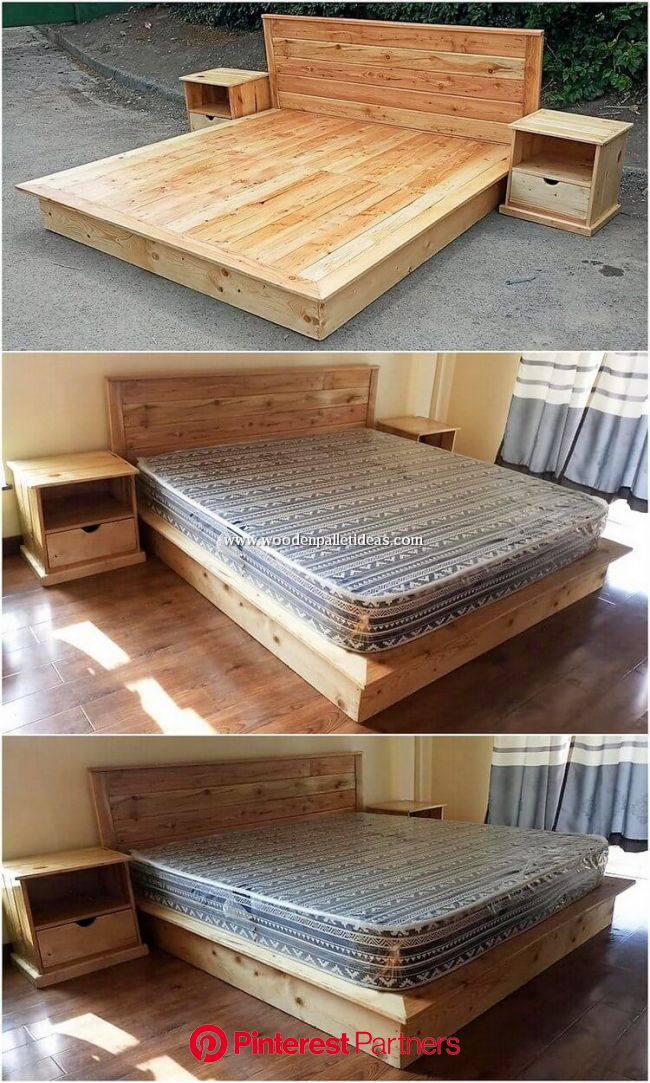 Most Recent Diy Wood Pallet Projects And Ideas Wood Pallet Beds Diy Pallet Furniture Wooden Pallet Projects Wood Decor 2019 2020