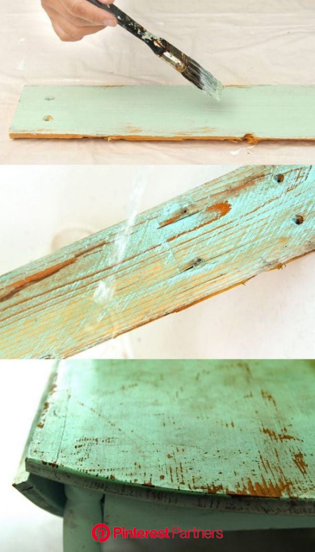 How To Distress Wood Furniture 8 Easy Techniques Videos Distressed Wood Furniture How To Distress Wood Furniture Painting Technique Wood Decor 2019 2020