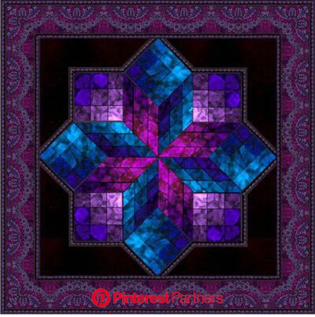 Bad Habits.... | Quilts, Stained glass quilt, Bargello quilts