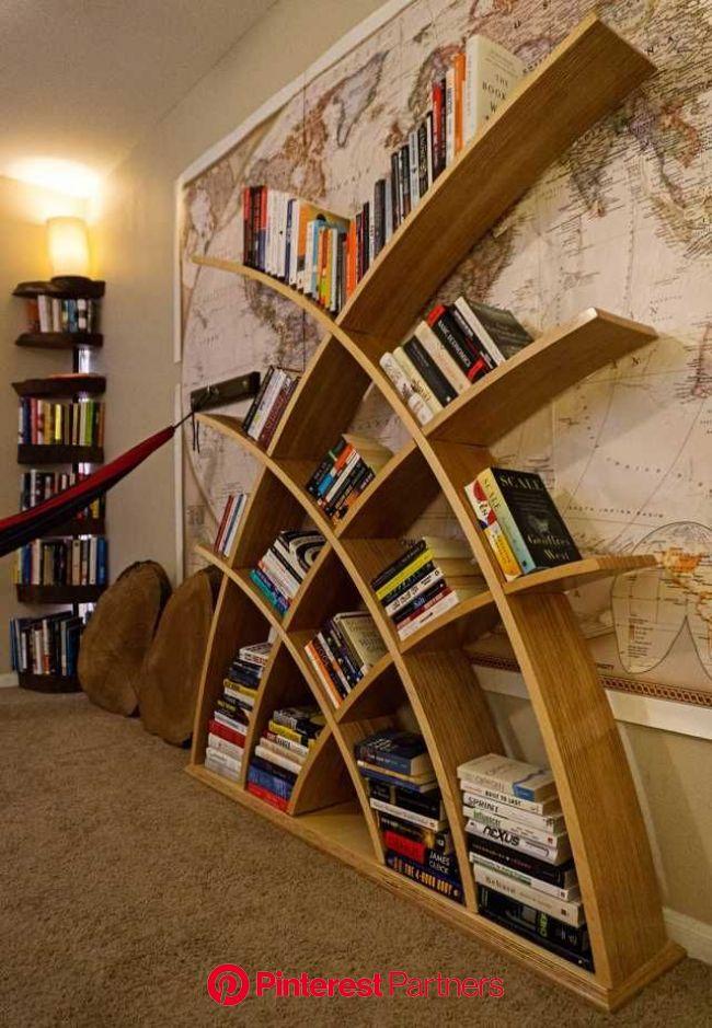 imgur.com | Home library design, Bookshelf design, Home decor shelves