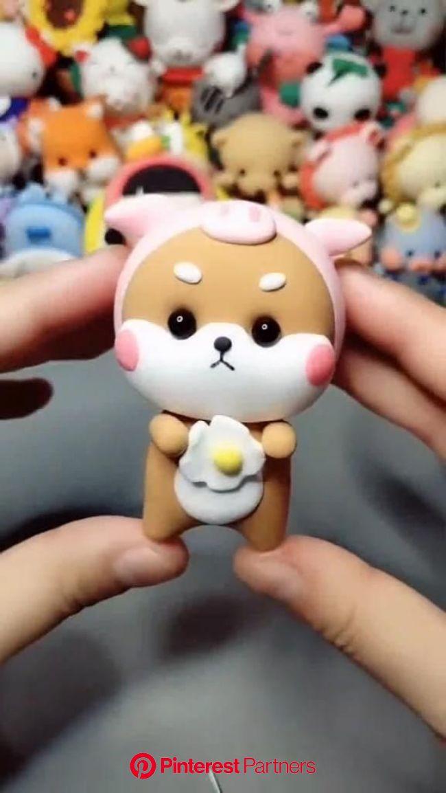 [Видео] «Пин от пользователя Pablo Pabon на доске Ultralight clay works» | Поделки дисней, Детские поделки, Кукольные поделки