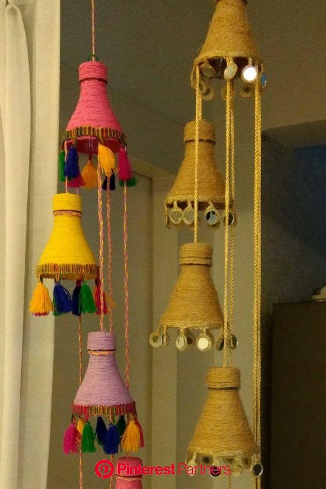 Artesanato com garrafa PET: 60 ideias de como reaproveitar este material | Garrafa pet artesanato, Garrafas pet, Artesanato com garrafa