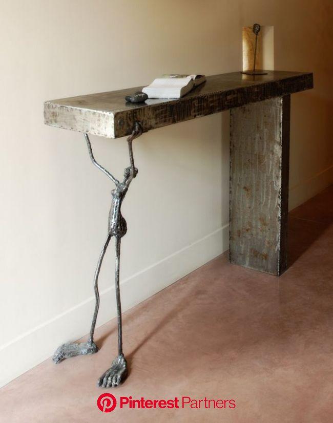 Conseil en décoration d intérieur | Metal furniture, Diy furniture, Funky furniture