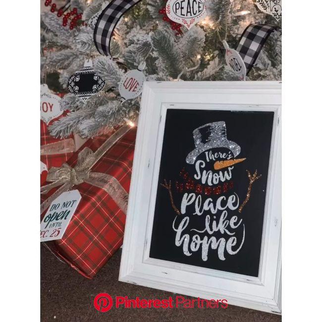 Chalk couture | Christmas | DIY | Crafts | chalkboard | Home decor [Video] | Christmas crafts diy, Christmas diy, Christmas decor diy