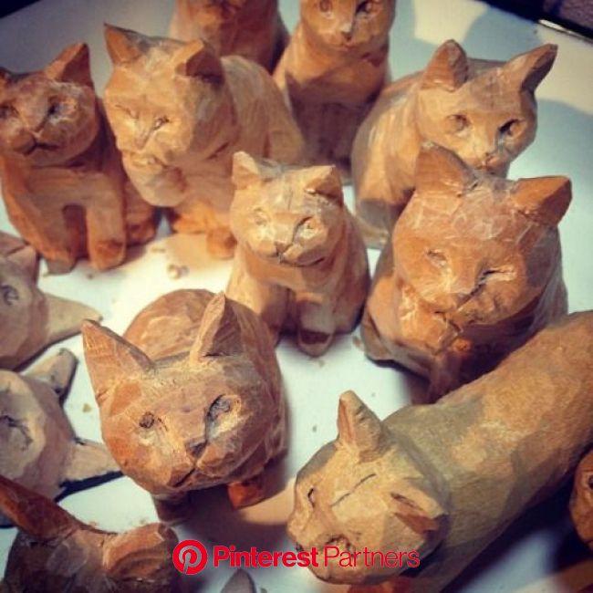rawideas | Wood art, Wood animal, Art carved