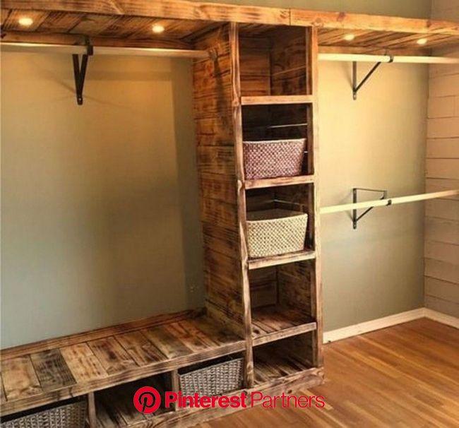 35+ finest Bedroom Closet Design Ideas | Bedroom closet ...