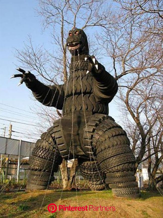 Morning Random Picture Dump 35 Pics | Tire art, Tire craft, Tyres recycle