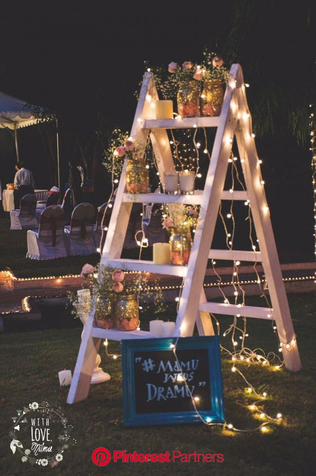Photo From Mamu weds Dramu - By With Love Nilma | Desi wedding decor, Diy wedding decorations, Outdoor wedding decorations