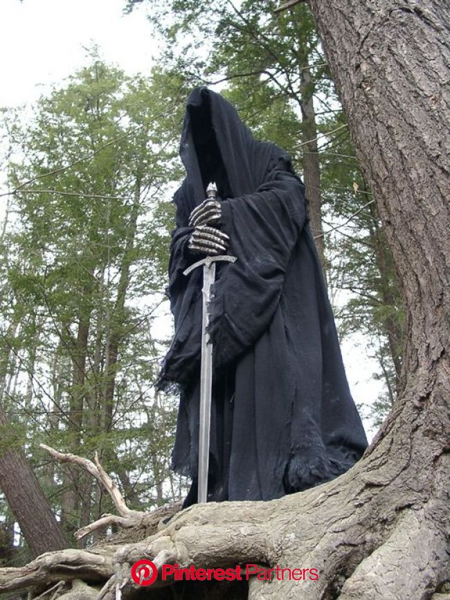 Dark Rider Nazgul WitchKing costume and armor | Lord of the rings, The hobbit, Middle earth