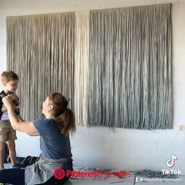 Vita Bohëme Studio- Elevated Textile Art [Video] in 2021 | Art deco interior, Interior design, Luxury interior design