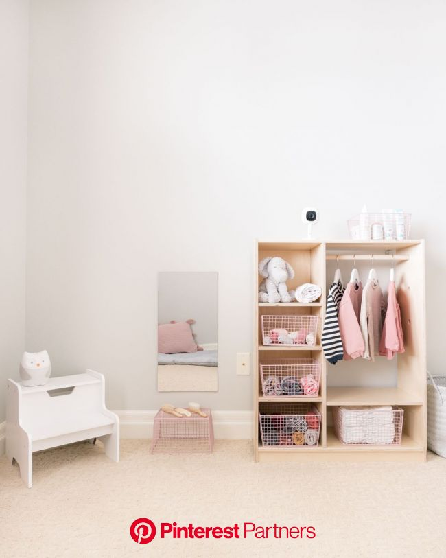 5 Changes That Can Transform A Traditional Nursery To A Montessori Toddler Room - Monti Kids | Montessori toddler bedroom, Toddler bedrooms, Toddler r