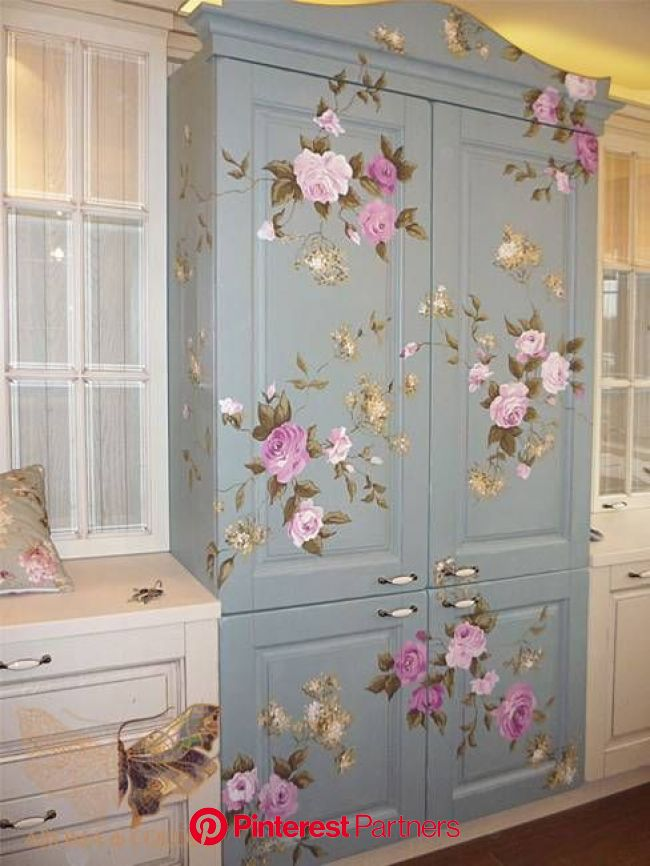 22 Inspirations for Wood Furniture Decoration with Paint   Furniture decor, Chic furniture, Diy furniture