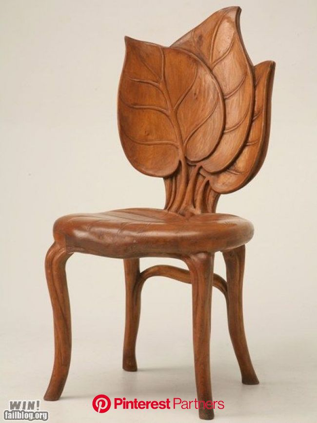 Leaf Chair Win Art Nouveau Furniture Deco Furniture Antique