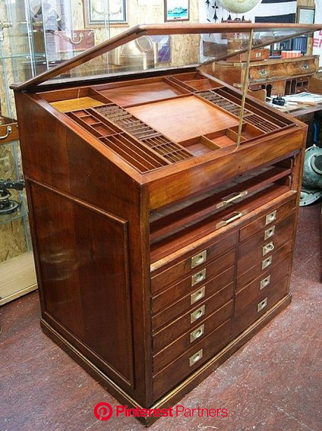 Map chest mahogany 19éme century   Industrial loft design, Urban industrial decor, Urban loft