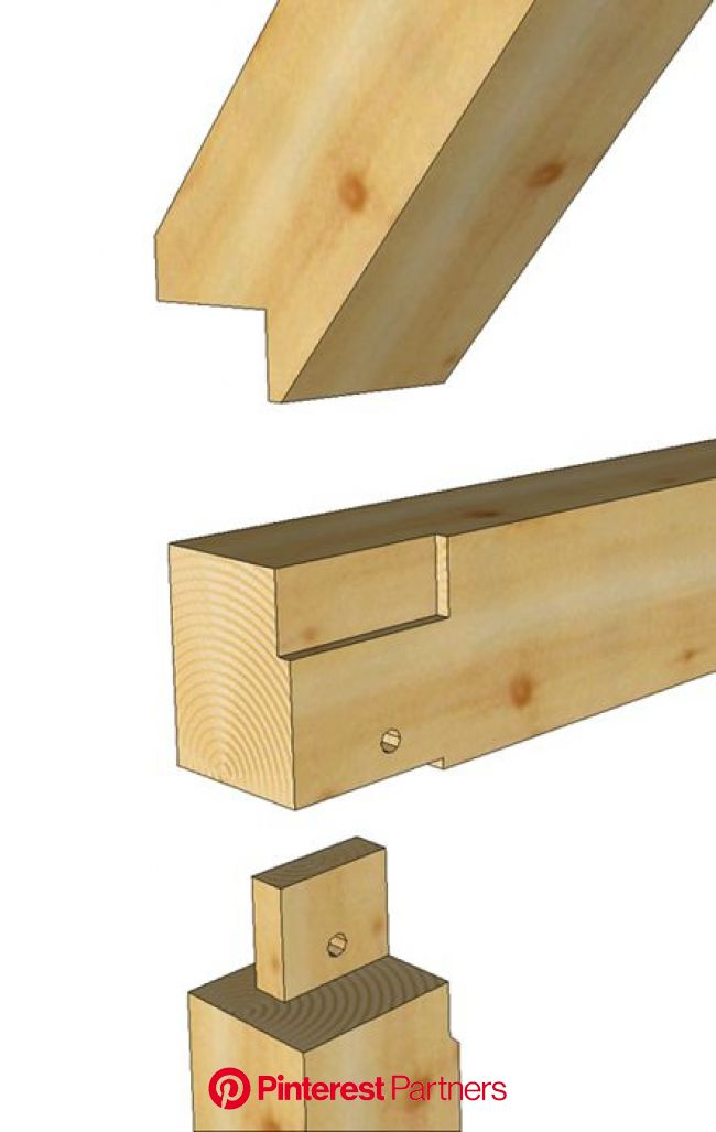 Birds Mouth at Timber Frame Rafter Foot - Timber Frame HQ | Timber frame construction, Timber frame joints, Timber frame joinery