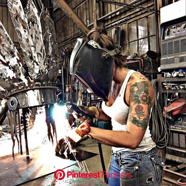 damnoverload Shop | Redbubble | Welding and fabrication, Women welder, Welding projects