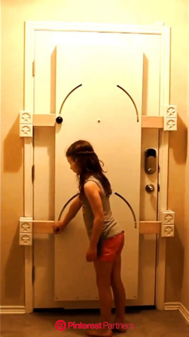 This Door Locking Device Stops Intruders | HavenShield Door Barricade | TheSuperBOO! [Video] [Video] in 2020 | Home gadgets, Creative inventions, Home