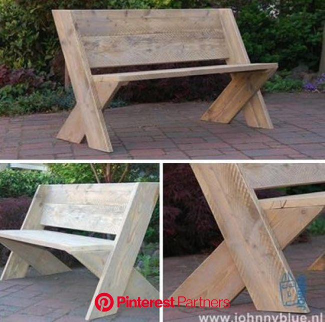 Amazing DIY ideas with pallets for the garden in 2020 | Wood diy, Diy wood projects, Diy bench