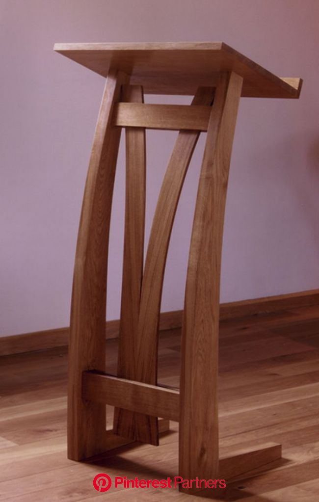 Lecturn | Church furniture, Church furniture design, Furniture