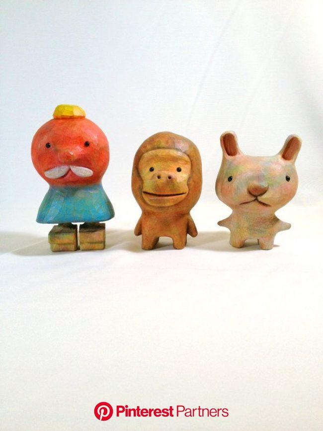 田島享央己 / Takaoki Tajima on Twitter | Art dolls handmade, Art toy, Wooden art