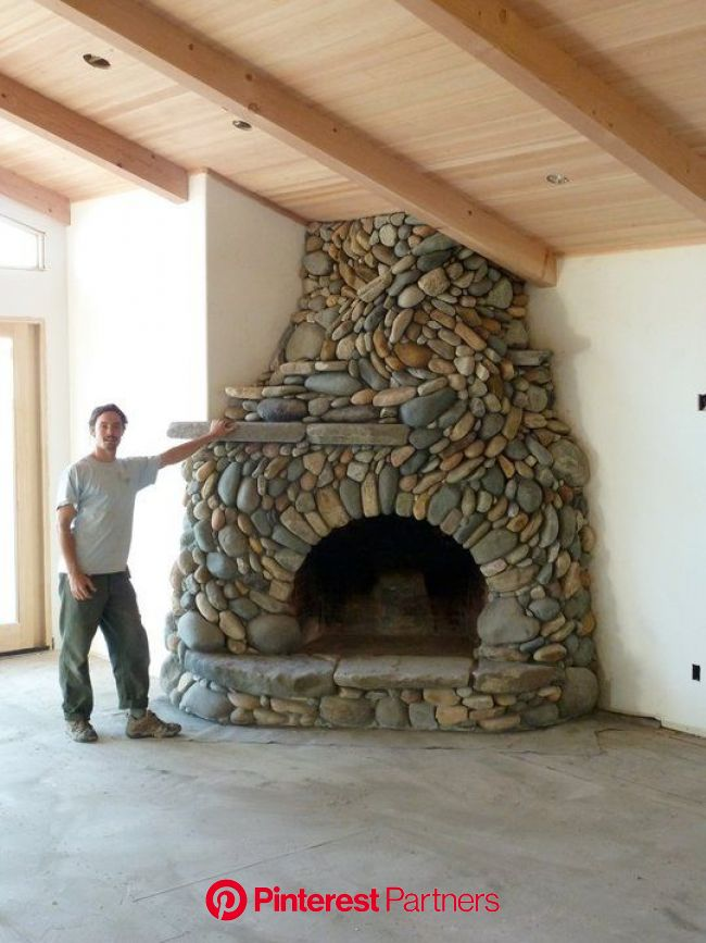 Traditional Design by Eckerman Studios   Fireplace, Rustic house, House design
