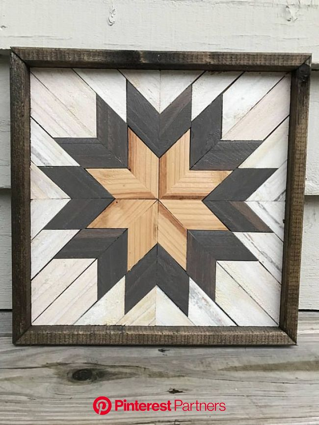 Wood Wall Art Set of 4 Wood Wall Decor Wood Art Geometric | Wood wall art diy, Wood wall art, Diy wood wall